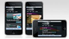 Webs para celulares