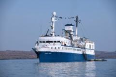 Crucero a Galapagos M/N Santa Cruz