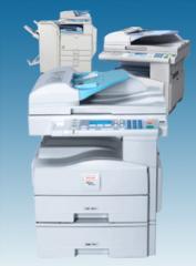 Renta de Copiadoras y / o Impresoras B&W - Color
