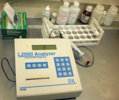 Cromatografía de Gases Disueltos en Aceites Dieléctricos  (Norma ASTM D-3612 Metodo A)