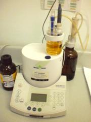 Analisis Físico Químico de Aceites Hidráulicos