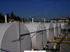 Desinfeccion de cisternas