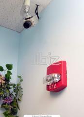 Instalacion sistemas de alarmas