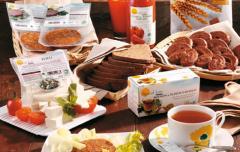 Control de calidad de productos dieteticos