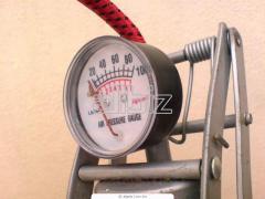 Calibracion equipos instrumentos presion